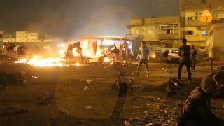 Двойной теракт в Бенгази