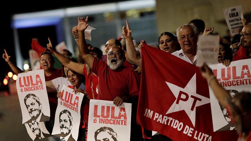 Brasilien: Tausende demonstrieren für Ex-Präsidenten Lula