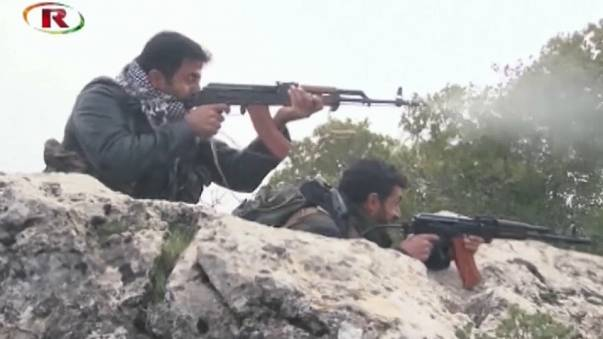 Siria, si intensificano gli scontri tra Turchia e curdi