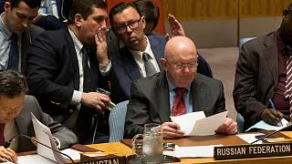 Rússia propõe novo inquérito a ataques químicos na Síria