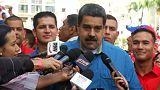 Venezuela, Maduro vuole candidarsi per un altro mandato