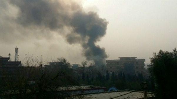 انفجار در جلال آباد افغانستان؛ درگیری در دفتر سازمان غیردولتی «نجات کودکان»