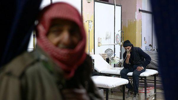 Νέα έρευνα για την χρήση χημικών στην Συρία ζητάει από τον ΟΗΕ η Μόσχα
