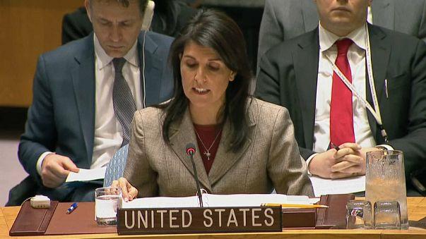 Disputa entre EEUU y Rusia sobre el uso de armas químicas en Siria