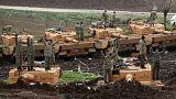 """""""Suriye'de Alman tankı kullanan Türkiye'ye satışlar durdurulsun"""" tartışması"""