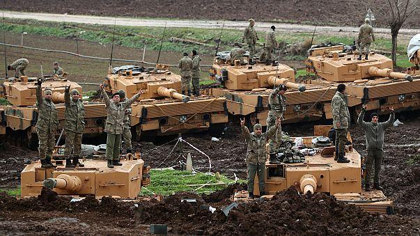 Almanya, Türkiye'deki Leopar tanklarının modernizasyonunu askıya aldı