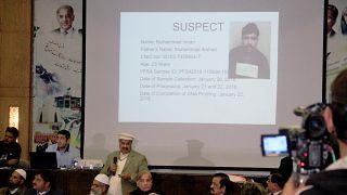 القبض على المتهم باغتصاب وقتل الطفلة الباكستانية زينب أنصاري