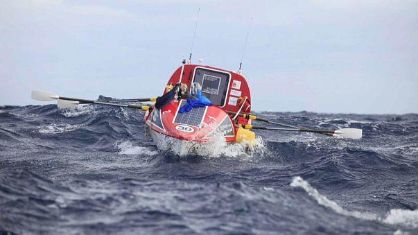 Британские леди плывут через Атлантику
