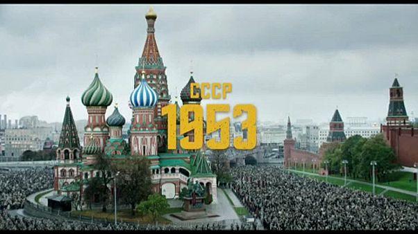 Betiltották a Sztálin-szatírát Oroszországban