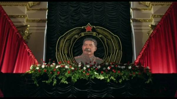 Russian bans release of UK black comedy film 'The Death of Stalin'