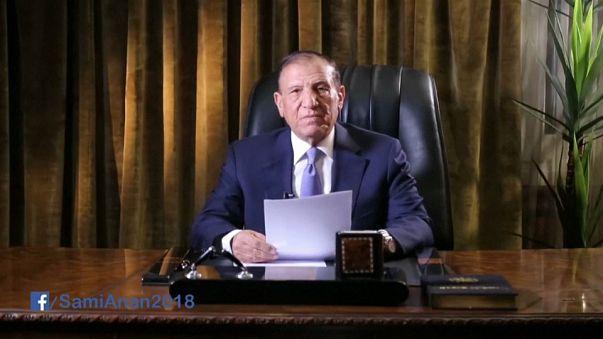 Detenido el último candidato opositor a Al Sisi en Egipto