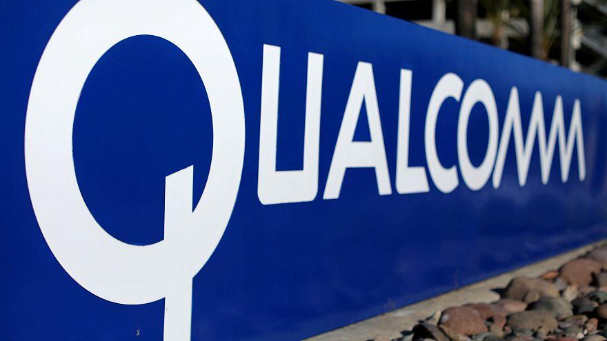 EU verhängt Millionenstrafe gegen Apple-Zulieferer Qualcomm