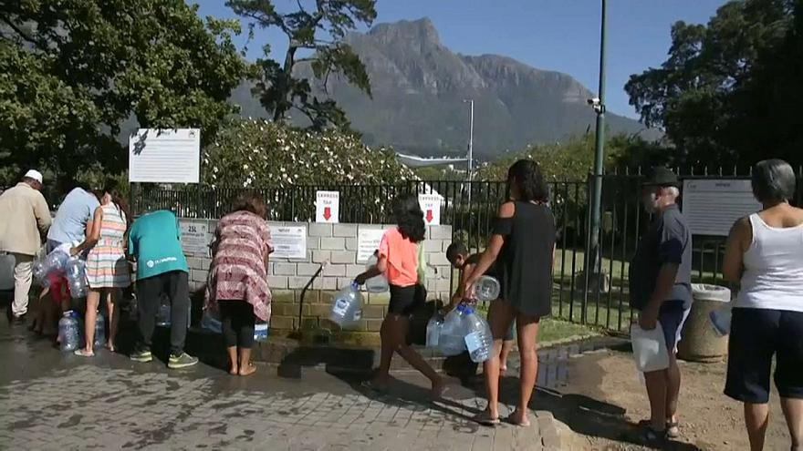 Cape Town faces end to home-piped water in April as drought crisis deepens