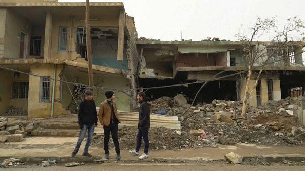 Reconstrucción de Mosul
