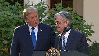 El Senado de EEUU confirma a Jerome Powell como presidente de la Reserva Federal