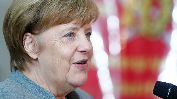 Brexit gave Europe courage to move forward, says Merkel