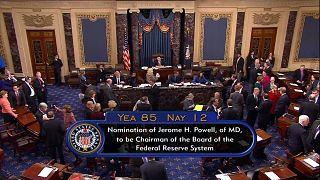 US-Senat stimmt für Jerome Powell als neuen Fed-Chef