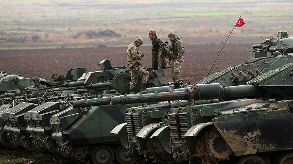 'Türkiye Afrin'de ilerlerken Suriye de İdlib'te hakimiyetini artırıyor'