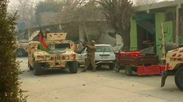 Atentado en Afganistán contra Save the Children