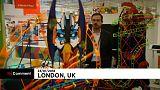 London's 65th annual toy fair begins