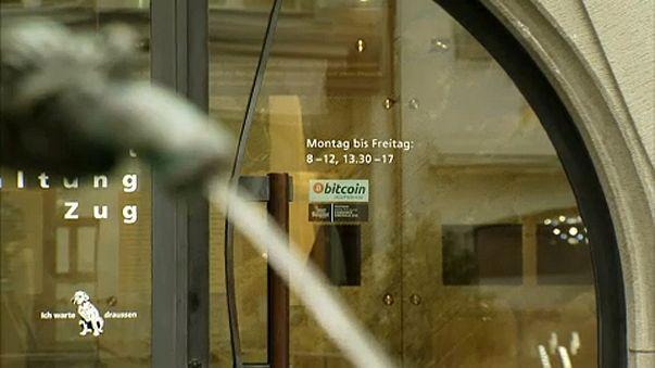 A bitcoin központja Svájcban