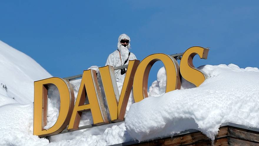 Davos à l'heure européenne