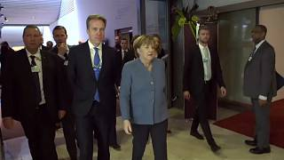 """Ангела Меркель против """"национального эгоизма"""""""