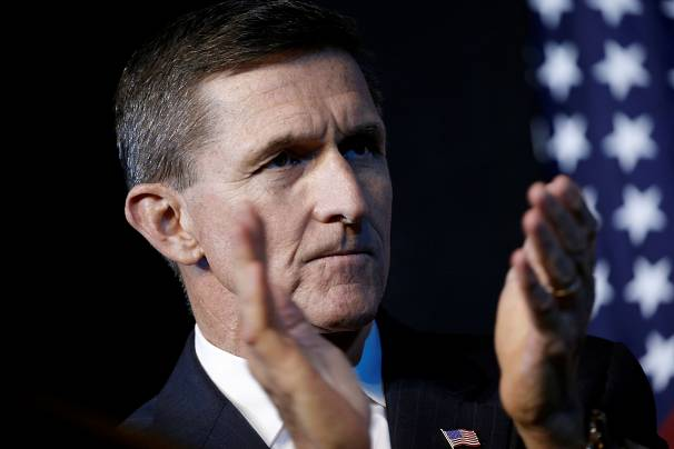 Flynn Hid FBI Interview From White Home, Trump