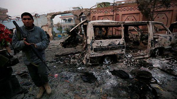 Az Iszlám Állam vállalta az afganisztáni merényletet