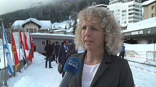 جينيفر مورغان المديرة التنفيذية الدولية لغرينبيس