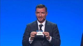 Россия сыграет в Лиге наций УЕФА