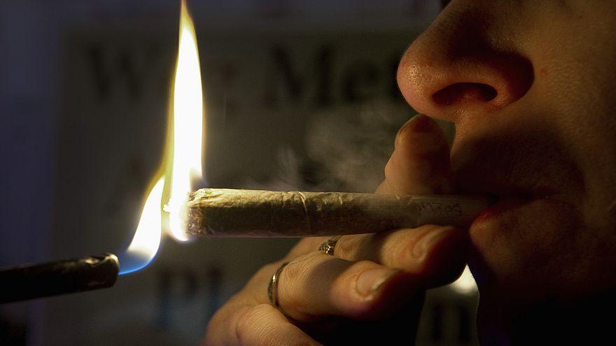 Zahlen Frankreichs 1,4 Millionen Cannabis-Konsumenten bald nur Bußgeld?