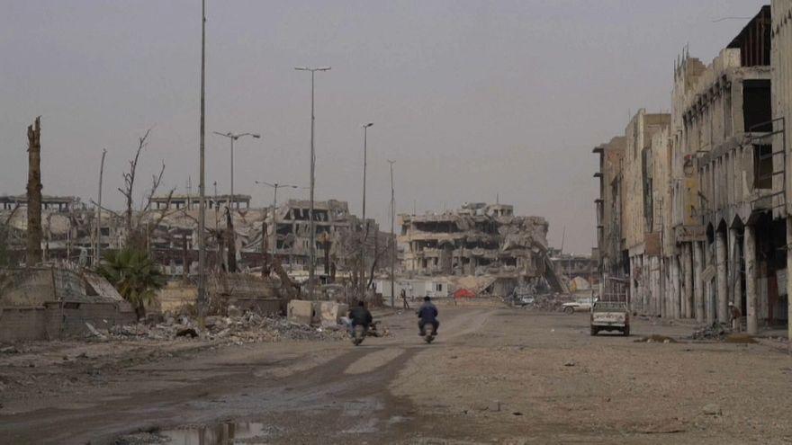 Iraq: Mosul è ancora un cumulo di macerie
