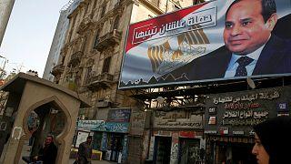 Ägypten-Wahl: Fast alle Gegner Al-Sisis ausgefallen