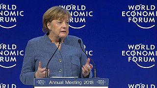 Merkel: Ulusal egoizm ve korumacılık sorunları çözemez