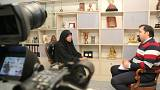 فائزه هاشمی در گفتگو با یورونیوز: با حجاب اجباری مخالفم
