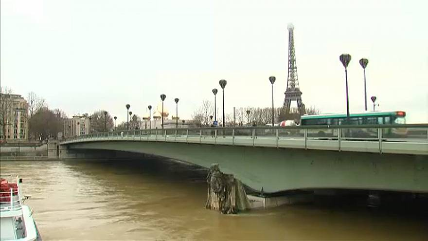 Árvíz Párizsban