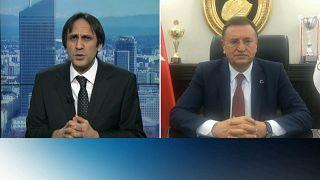 Bürgermeister von Hatay: Auf neue Flüchtlingswelle vorbereitet