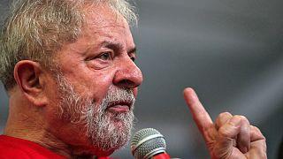 Επικυρώθηκε δικαστικά η καταδίκη για διαφθορά του Λούλα ντα Σίλβα