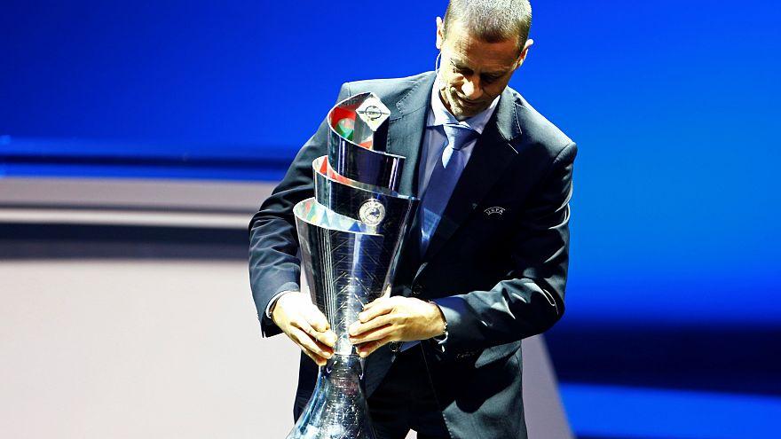 """UEFA-Nationenliga: Deutschland in """"Hammergruppe"""""""