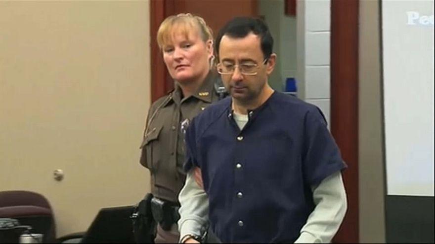 Larry Nassar pasará el resto de su vida en prisión por abusos sexuales a menores