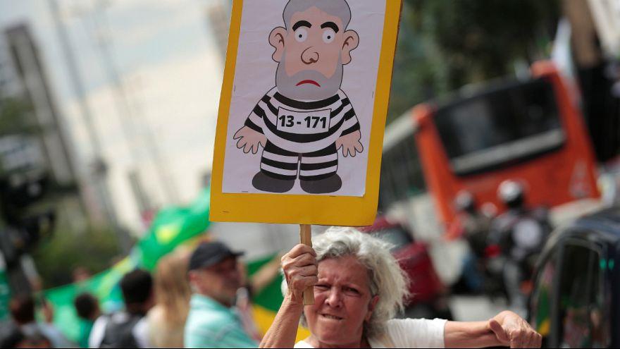 Tribunal Federal confirma condenação de Lula da Silva
