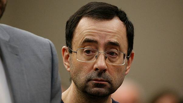Gymnastics doctor Larry Nassar gets 40 to 175 years for sex abuse
