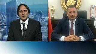 شهردار ختای ترکیه: پذیرای پانصد هزار پناهجوی سوری هستیم
