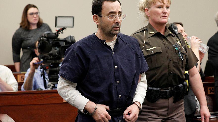 Larry Nassar vor Gericht