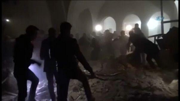 Afrin'den Kilis'e roketli saldırı
