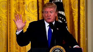 Trump yeminli sorguda ifade vermeye hazır