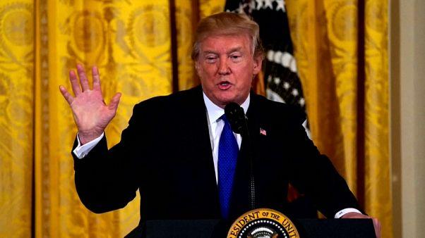 Trump no teme la investigación por el 'Rusiagate'