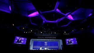 Brexit em destaque no Fórum Económico Mundial