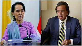 سفیر پیشین آمریکا در سازمان ملل: آنگ سان سوچی فاقد رهبری اخلاقی است